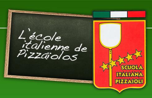 Ecole italienne de pizza olos for Emploi pizzaiolo